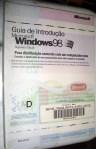 Documentação da Microsoft do Windows 98...